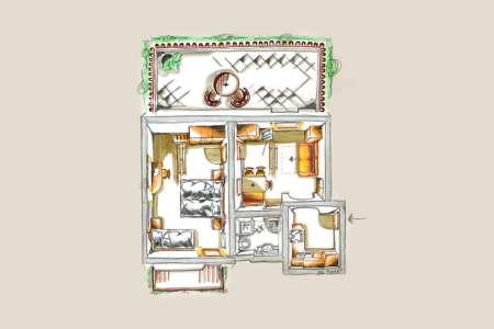 Appartamento Rotbach
